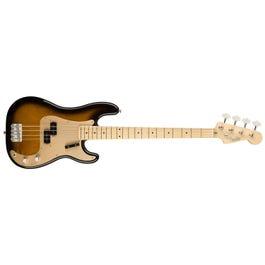 Image for American Original '50s Precision Bass Electric Bass Guitar 2-Color Sunburst from SamAsh