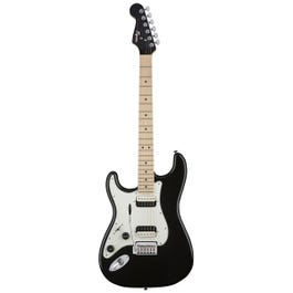 Image for Contemporary Stratocaster HH Left-Handed Electric Guitar (Black Metallic) from SamAsh