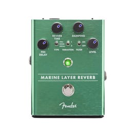 Image for Marine Layer Reverb Guitar Effects Pedal from SamAsh