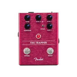 Image for The Trapper Dual Fuzz Guitar Effects Pedal from SamAsh