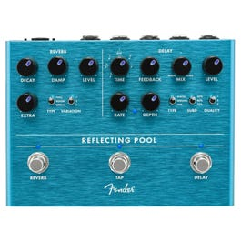 Image for Reflecting Pool Delay/Reverb Guitar Effects Pedal from SamAsh