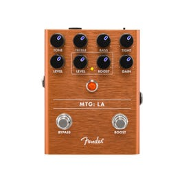 Image for MTG:LA Tube Distortion Guitar Effects Pedal from SamAsh