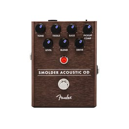 Image for Smolder Acoustic Overdrive Guitar Effects Pedal from SamAsh