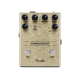 Image for Compugilist Compressor/Distortion Guitar Effects Pedal from SamAsh