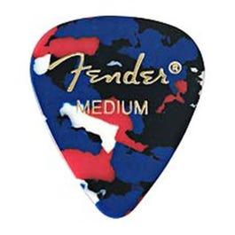 Image for 351 Classic Celluloid Confetti Medium Picks (12 Picks) from SamAsh