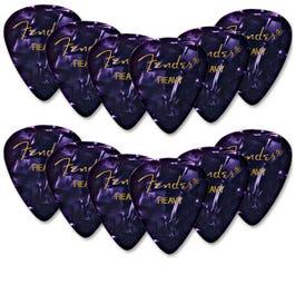Image for 351 Purple Moto Heavy Picks (12 Picks) from SamAsh