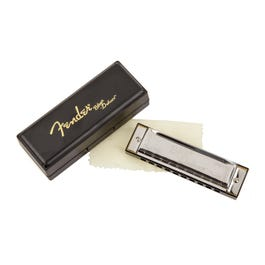 Image for Blues Deluxe Harmonica from SamAsh