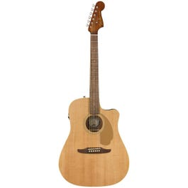 Image for Redondo Player Acoustic-Electric Guitar (Natural) from SamAsh