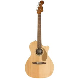 Image for Newporter Player Acoustic-Electric Guitar (Natural) from SamAsh