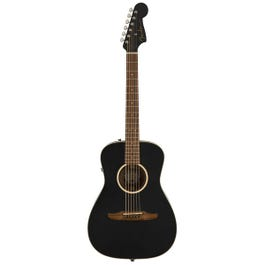 Image for Malibu Special Acoustic-Electric Guitar (Satin Black) from SamAsh