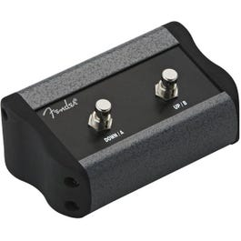 Fender 2-Button Programmable Footswitch for Mustang Series Amps