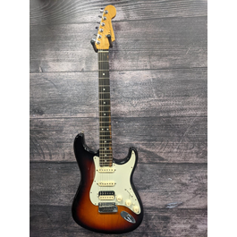 Image for American Elite Stratocaster HSS Shawbucker Electric Guitar 3-Color Sunburst (SN:US18061794) from SamAsh