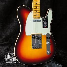 Fender American Ultra Telecaster Electric Guitar Ultraburst