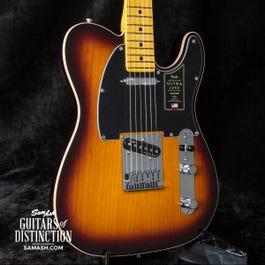 Fender Ultra Luxe Telecaster 2 Color Sunburst