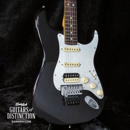 Fender ULTRA LUXE STRAT HSS Floyd Rose in Mystic Black