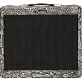 "Image for Limited Edition Blues Junior IV Snakeskin Creamback 15-Watt 1x12"" Tube Guitar Combo Amplifier (Open Box) from SamAsh"