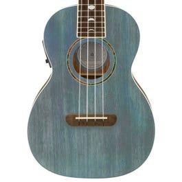Fender Dhani Harrison Tenor Acoustic-Electric Ukulele