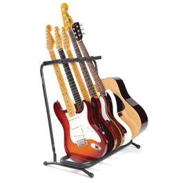 Image for Multi-Stand 5 Folding Guitar Stand from SamAsh