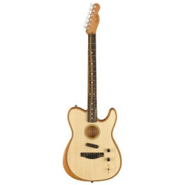 Image for American Acoustasonic Telecaster Acoustic-Electric Guitar from SamAsh