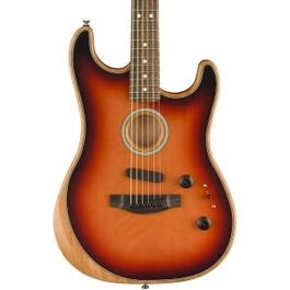 Image for American Acoustasonic Stratocaster Acoustic-Electric Guitar from SamAsh