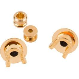 Fender Gold Strap Locks, Set of 2