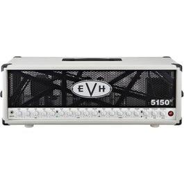 Image for 5150 III 100 Watt Guitar Amplifier Head (White) from SamAsh