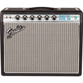 Fender '68 Custom Princeton Reverb Tube Guitar Combo Amplifier