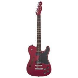 Image for Jim Adkins JA-90 Telecaster Thinline Semi-Hollow Body Electric Guitar from SamAsh