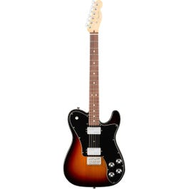 Image for American Professional Telecaster Deluxe Shawbucker Electric Guitar (3-Color Sunburst, Rosewood Fingerboard) from SamAsh