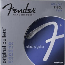 "Image for Original ""150"" Nickel Bullets Light Electric Guitar Strings (9-42) from SamAsh"