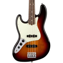 Image for American Professional Jazz Bass Left-Handed Bass Guitar from SamAsh