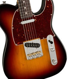 Image for American Professional II Telecaster Electric Guitar (3-Color Sunburst