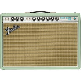 """Image for Limited Edition '68 Custom Deluxe Reverb 1x12"""" Tube Combo Guitar Amplifier from SamAsh"""