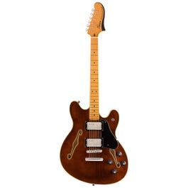 Image for Classic Vibe Starcaster Semi-Hollow Electric Guitar (Walnut) from SamAsh