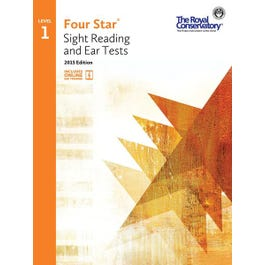 Charles Dumont & Son Markow-Four Star Sight Reading and Ear Tests Level 1
