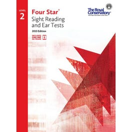Charles Dumont & Son Markow-Four Star Sight Reading and Ear Tests Level 2