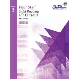 Charles Dumont & Son Markow-Four Star Sight Reading and Ear Tests Level 3