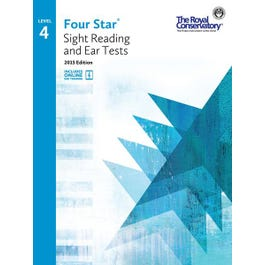 Charles Dumont & Son Markow-Four Star Sight Reading and Ear Tests Level 4