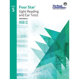 Charles Dumont & Son Markow-Four Star Sight Reading and Ear Tests Level 5