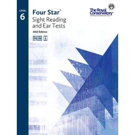 Charles Dumont & Son Markow-Four Star Sight Reading and Ear Tests Level 6
