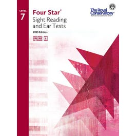 Charles Dumont & Son Markow-Four Star Sight Reading and Ear Tests Level 7