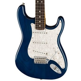 Image for Cory Wong Stratocaster Electric Guitar (Sapphire Blue Transparent) from Sam Ash