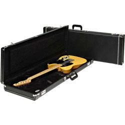 Image for Black Standard Electric Guitar Case (for Mustang) from SamAsh