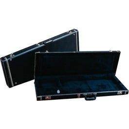 Fender Deluxe Black Bass Case (for Mustang/Musicmaster/Bronco Basses)