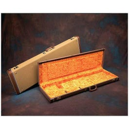 Image for Deluxe Tweed Case for Jazz Bass Guitar from SamAsh