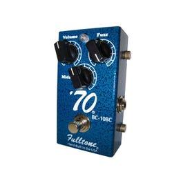 Fulltone 70-BC '70 Fuzz Guitar Effects Pedal