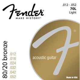 Image for 70L 80/20 Bronze Ball End Acoustic Guitar Strings from SamAsh