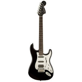 Image for Black and Chrome Standard Stratocaster HSS Electric Guitar from SamAsh