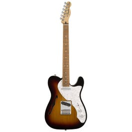 Image for Deluxe Telecaster Thinline Semi Hollow Body Electric Guitar from SamAsh