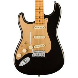 Fender American Ultra Stratocaster Left-Handed Electric Guitar (Texas Tea, Maple Fretboard)
